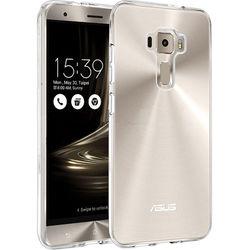 """Capa para ZenFone 3 5,2"""" (ZE520KL) de TPU - Transparente"""