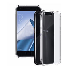 "Capa para Zenfone 4 5.5"" (ZE554KL) de TPU Anti Shock - Transparente"