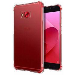 "Capa para Zenfone 4 Selfie 5.5"" (ZD553KL) de TPU  Anti Shock - Transparente"