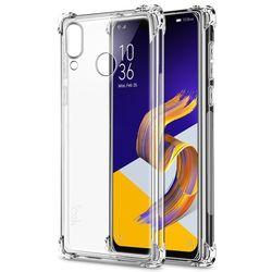 Capa para Zenfone 5 e 5Z de TPU Anti Shock - Transparente