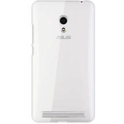 Capa para ZenFone 6 (A601CG) de TPU - Transparente