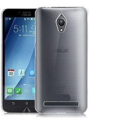 """Capa para ZenFone Go 5"""" (ZC500TG) de TPU - Transparente"""