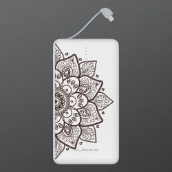 Carregador Portátil Power Bank 13.000mAh - Mandala 4