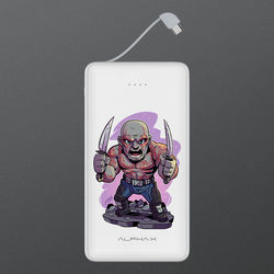 Carregador Portátil Power Bank 6.000mAh - Drax | Infinity War