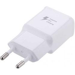 Carregador Turbo USB - KinGo   Branco