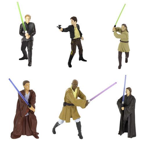 Imagem de Chaveiro - Star Wars   Personagens B