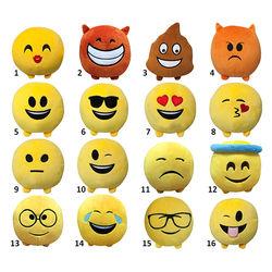 Emoji Pelúcia 11 cm Colecionáveis - Multikids