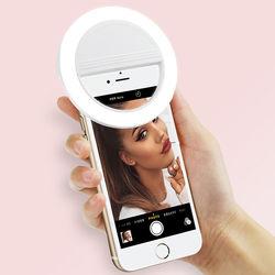 Flash para Selfie de LED com Clip