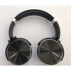 Fone de Ouvido Bluetooth KG-105 - KinGo | Preto