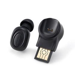 Fone de Ouvido Bluetooth Unilateral - Bluedio | Preto