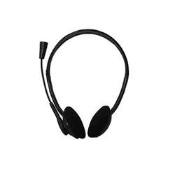Fone de Ouvido com Microfone Básico Multilaser - Preto