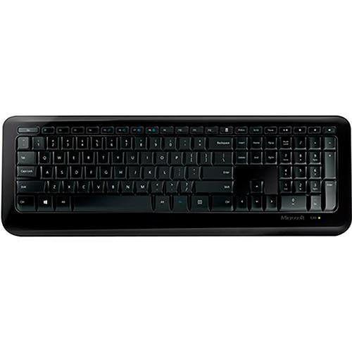 Kit Teclado e Mouse Wireless 850 - Microsoft