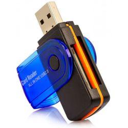 Leitor de Cartão USB 2.0