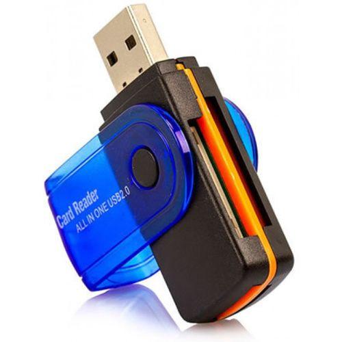 Imagem de Leitor de Cartão USB 2.0