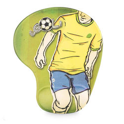 Mouse Pad Gel - É Gol