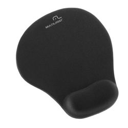 Mouse Pad Gel Pequeno Multilaser - Preto