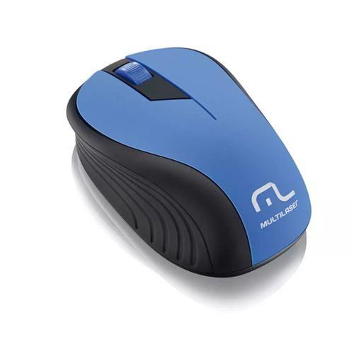 Imagem de Mouse Sem Fio 2.4Ghz - Multilaser