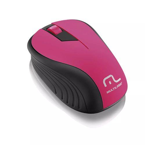 Mouse Sem Fio 2.4Ghz - Multilaser