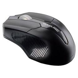 Mouse Sem Fio USB 2.4GhZ - Multilaser MO221 | Preto