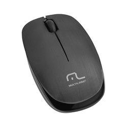 Mouse Sem Fio USB 2.4GhZ - Multilaser MO251 | Preto