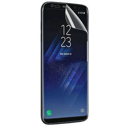 Película para Galaxy A8 2018 de Gel - Transparente