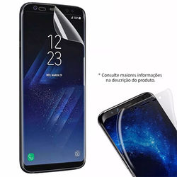 Película para Galaxy S7 de Gel - Transparente