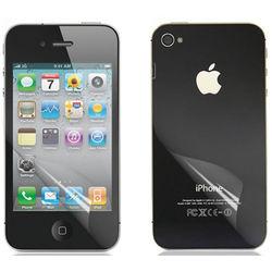 Película para iPhone 4 e 4S Frente e Verso - Fosca