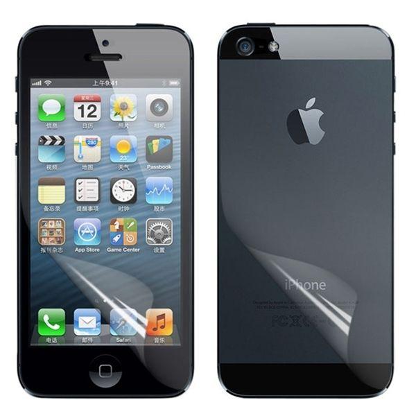 5c141047639 Película para iPhone 5 e 5S Frente e Verso - Fosca | Mega Formiga