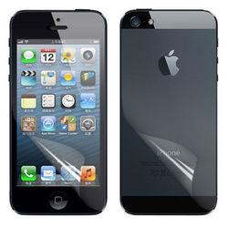 Película para iPhone 5 e 5S Frente e Verso - Transparente
