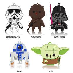 Pen Drive 8GB - Star Wars | Personagens