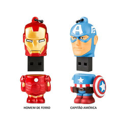 Pen Drive 8GB - Vingadores | Personagens