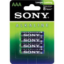 Pilha Alcalina AAA 1,5V SONY | Conjunto Com 4 Unidades