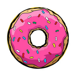 Pop Socket - Donuts 2
