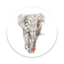 Pop Socket - Elefante Floral