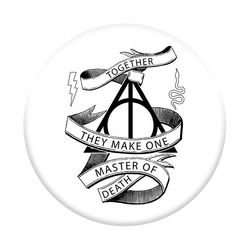 Pop Socket - Harry Potter Relíquias da Morte