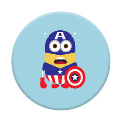 Pop Socket - Minions | Capitão América