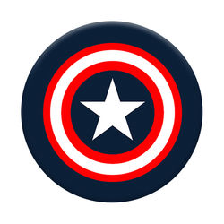 Pop Socket - The Avengers | Escudo Capitão América 2