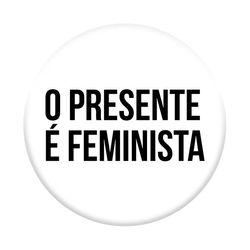 Pop Socket - TSF | O Presente é Feminista