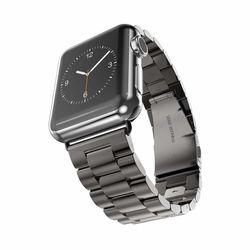 Pulseira 3 Elos para Apple Watch - Preto