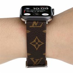 Pulseira Louis Vuitton para Apple Watch