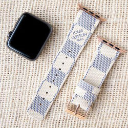 Pulseira Louis Vuitton Paris para Apple Watch