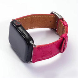 Pulseira Louis Vuitton Rosa para Apple Watch