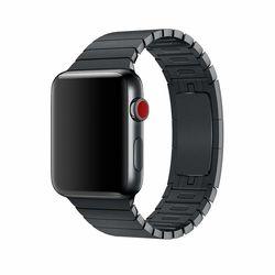 Pulseira Metálica para Apple Watch - Preto