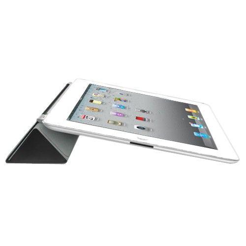 Smart Cover de Poliuretano para iPad Air 1 e Air 2 - Preta