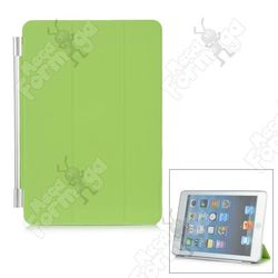 Smart Cover para iPad Mini de Poliuretano - Verde