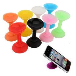 Suporte de Silicone com Ventosa para Smartphone
