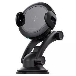 Suporte Veicular Com Sensor de Abertura e Carregador Por Indução de 15W - Hmaston