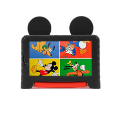 Tablet Multilaser Plus 16GB Tela 7 Pol. Quad Core Dual Câmera  - Mickey Mouse