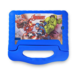 Tablet Multilaser Plus 16GB Tela 7 Pol. Quad Core Dual Câmera  - Vingadores