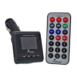 Transmissor FM com Controle Remoto MP3 Player para Automóvel